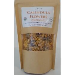 ATTIS Calendula flowers...