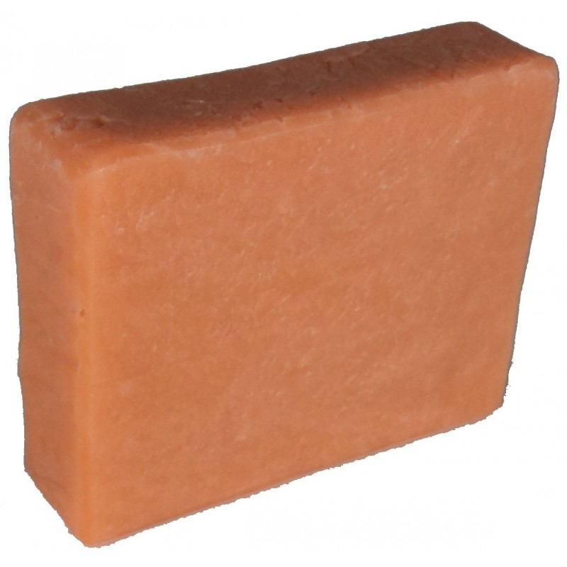 ATTIS Sulfur and Rose Musk Handmade Natural Soap | Vegan | 100g (1pc)