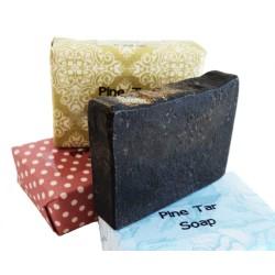 ATTIS Pine Tar Soap | Handmade | Natural