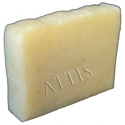ATTIS Ginger, Frankincense & Black Pepper Soap | Handmade | 100% Natural | Vegan