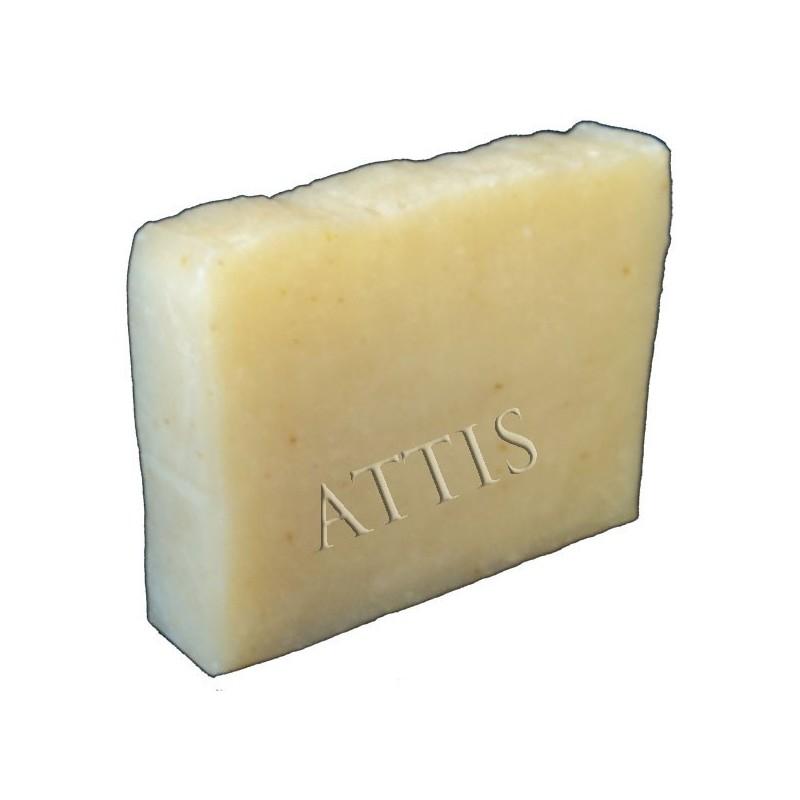 ATTIS Ginger, Frankincense & Black Pepper Soap | Handmade | 100% Natural