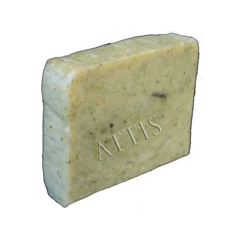 ATTIS Spirulina & Aloe Vera Soap