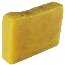 ATTIS Lemon & Lime Palm Oil Free Handmade Natural Soap | Vegan