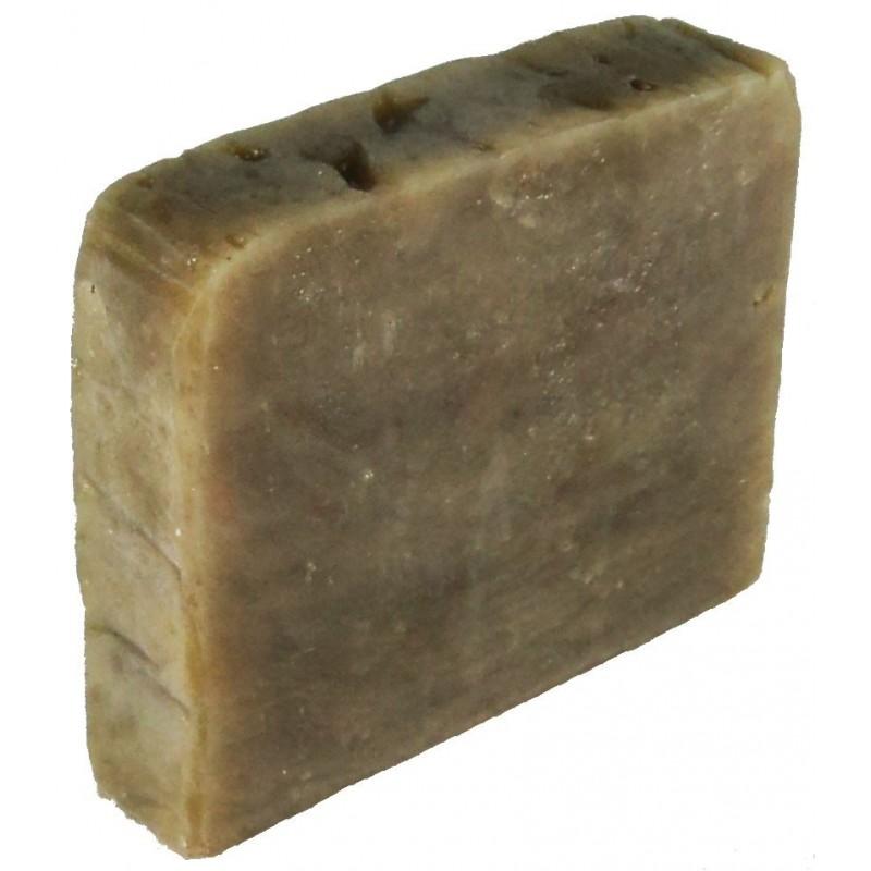 ATTIS Spirulina & Myrrh Palm Oil Free Handmade Natural Soap | Vegan