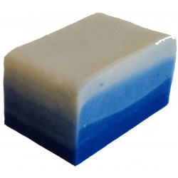 ATTIS - Eupraxia Handmade Natural Revitalising Soap for Normal Skin |  with Cocoa Butter, Shea Butter and Aloe Vera gel