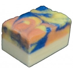 ATTIS - Hebe Handmade Natural Rejuvenating & Anti-wrinkle soap | with Shea Butter, Cocoa Butter and Aloe Vera gel