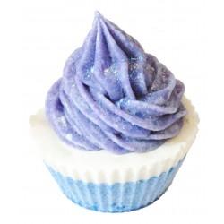 Lavender & Sandalwood Cupcake Soap | Handmade | Natural | Vegan | Shea butter | Cocoa butter