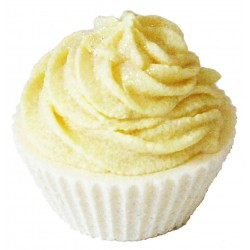 Lemon Cupcake Soap | Handmade | Natural | Vegan | Shea butter | Cocoa butter