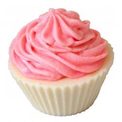 Rose Cupcake Soap | Handmade | Natural | Vegan | Shea butter | Cocoa butter