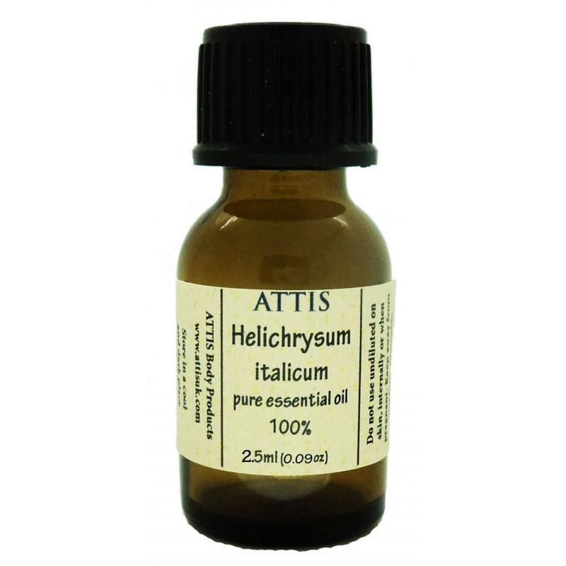 ATTIS Helichrysum italicum | 100% pure essential oil - 2.5ml, 5ml, 10ml
