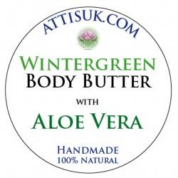 SOAPS4ME Wintergreen Body...