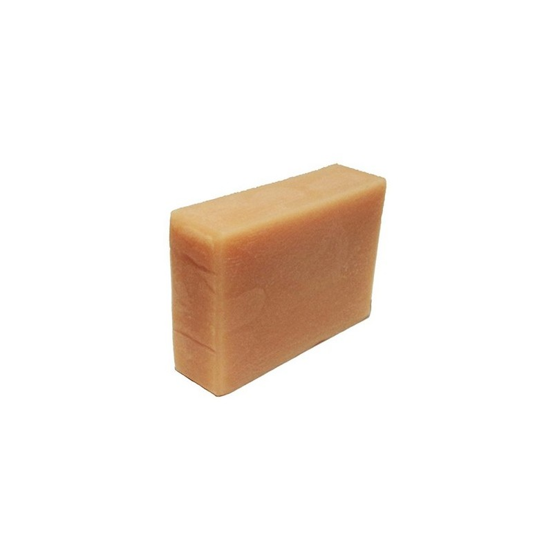 ATTIS Silk Rose Handmade Natural Soap | Vegan | 120 g | with Rose Essential Oil, Rose Clay and Silk