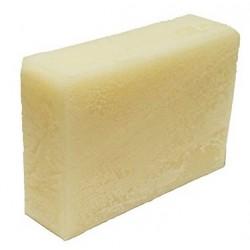 ATTIS Silk Lavender Handmade Natural Soap | Vegan | 120 g | with Lavender Essential Oil, Kaolin Clay and Silk