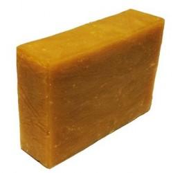 ATTIS Neem & Aloe Vera with Beta Carotene Handmade Natural Soap | Vegan | 120g