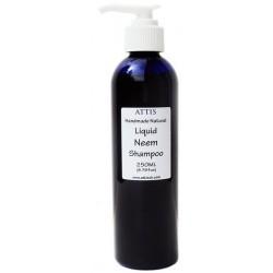 ATTIS Liquid Neem Shampoo