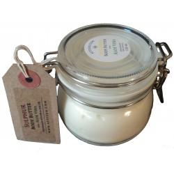 ATTIS Sulphur Body Butter with Aloe Vera | Vegan | with Lavender and Tea Tree Essential Oils