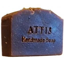 ATTIS Handmade Espresso | Cinnamon Shampoo Bar | with Coffee powder and Clove Essential Oil