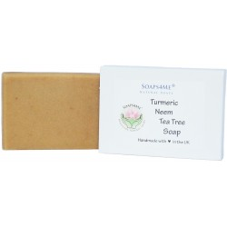 SOAPS4ME Turmeric, Neem & Tea Tree Soap