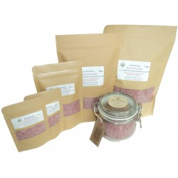 ATTIS Luxurious Bath Salt Soak with Helichrysum Essential Oil, Dead Sea Salt, Magnesium Flakes, Epsom Salt
