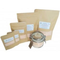 ATTIS Luxurious Bath Salt Soak with Helichrysum Essential Oil, Dead Sea Salt, Magnesium Flakes, Epsom Salt