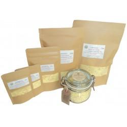 ATTIS Luxurious Bath Salt Soak with Lemon Essential Oil, Magnesium Oil