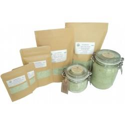 ATTIS Luxurious Bath Salt Soak with Fir & Lavender Essential Oils, Magnesium Oil, Epsom Salt, Spirulina
