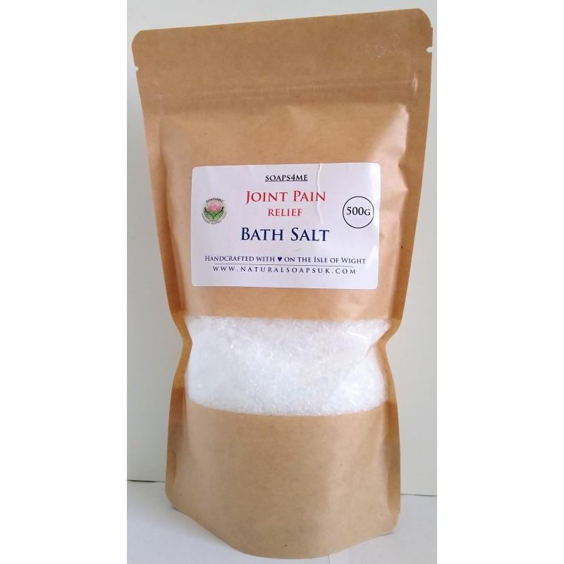 SOAPS4ME Joint Pain Relief Bath Salt