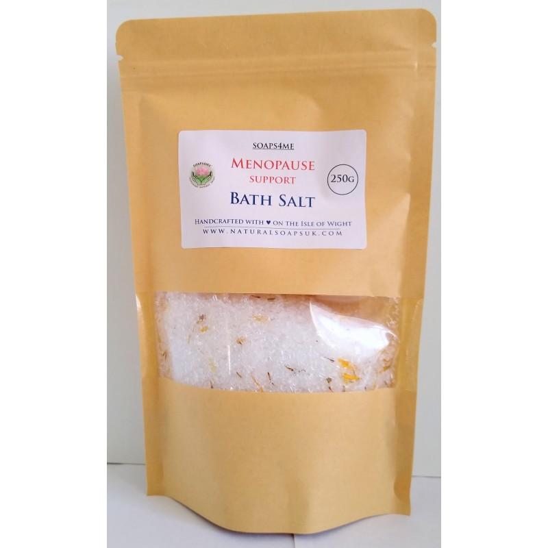 SOAPS4ME Menopause Support Bath Salt