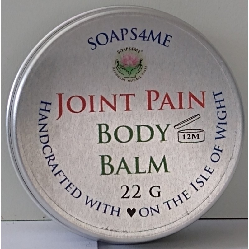 SOAPS4ME Joint Pain Body Balm