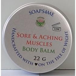 SOAPS4ME Sore & Aching...