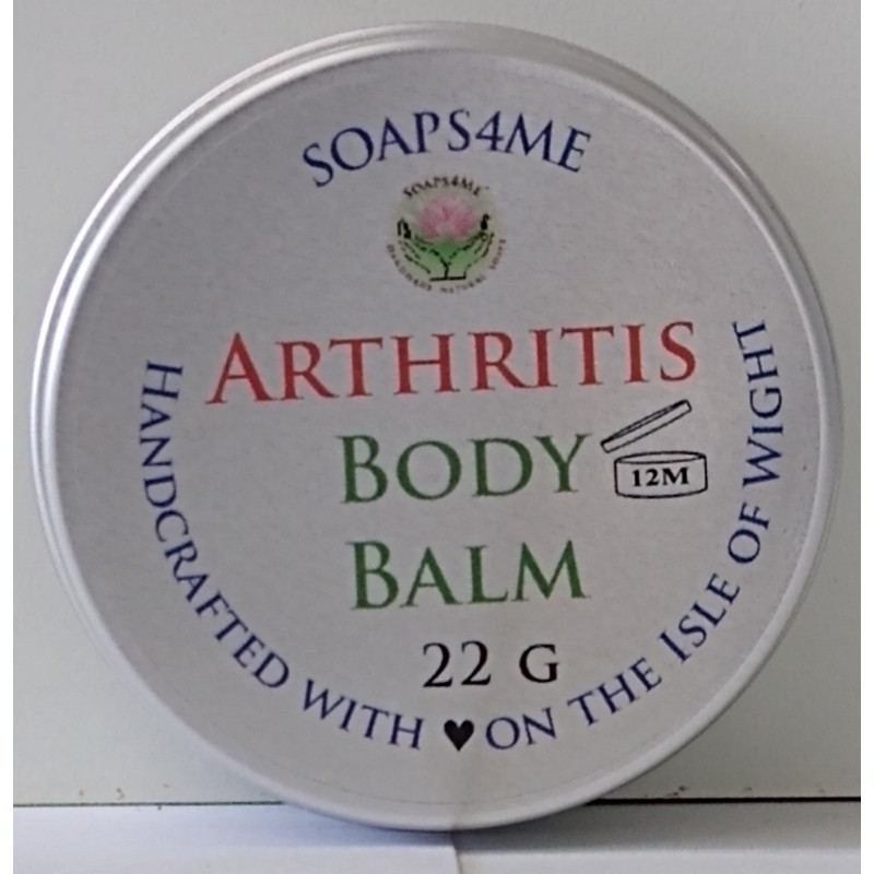 SOAPS4ME Arthritis Body Balm